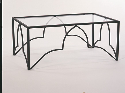Artistry Furniture Contemporary Glass Furniture Metal Furniture by